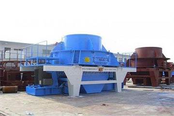 Air compressor for iron ore machinery