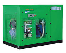 oil screw air compressor china