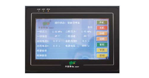 Touch Screen Control operation system