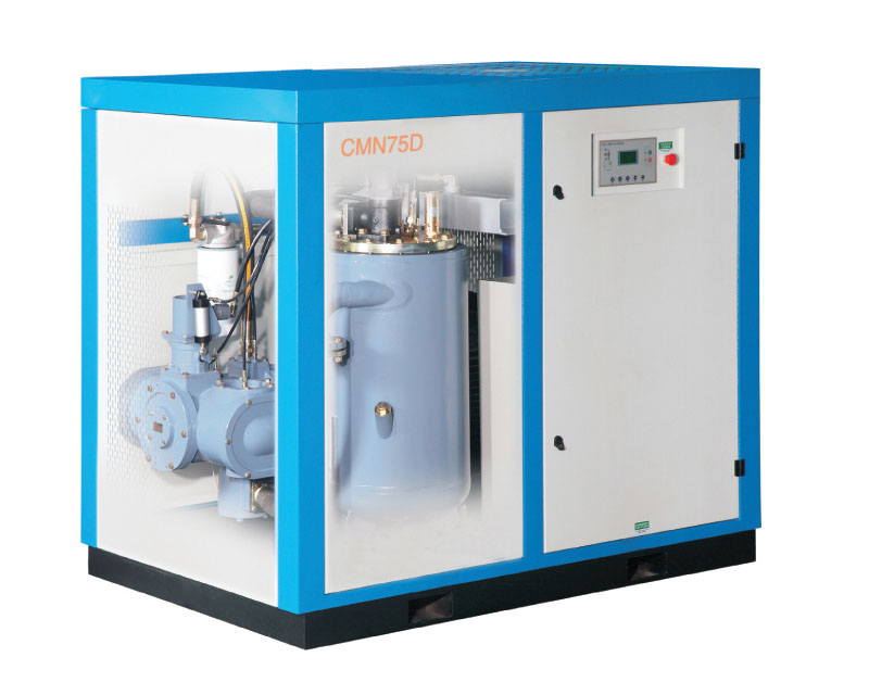 micro-oil screw air compressor china